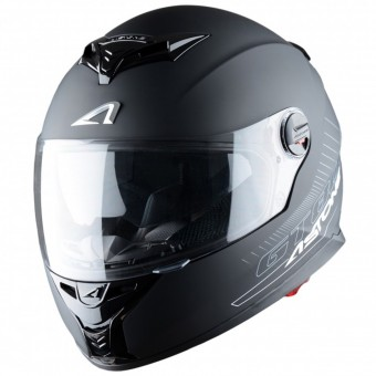 Casque Integral Astone GT 800 Matt Black