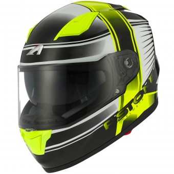 Casque Integral Astone GT 900 Corsa Neon Yellow