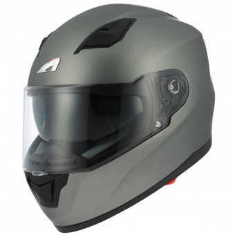 Casque Integral Astone GT 900 Matt Gun Metal