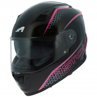 Casque Integral Astone GT 900 Pulse Pink