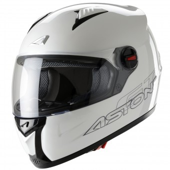 Casque Integral Astone GT Blanc