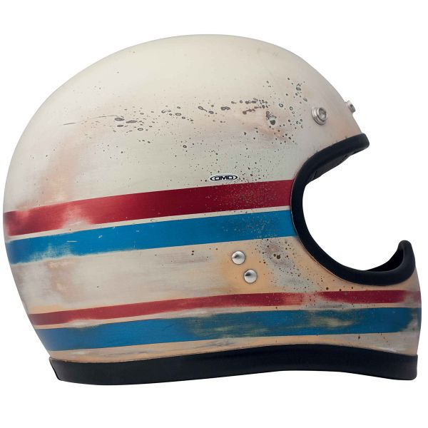 Casque Integral Dmd Handmade Racer Line