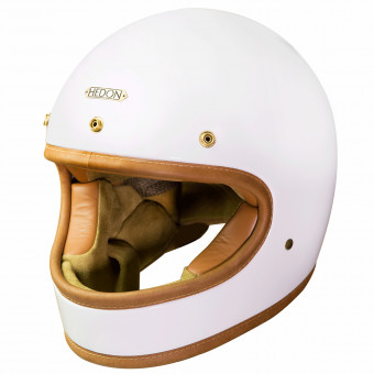 Casque Integral HEDON Heroine Knight White