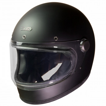 Casque Integral HEDON Heroine Racer Coal