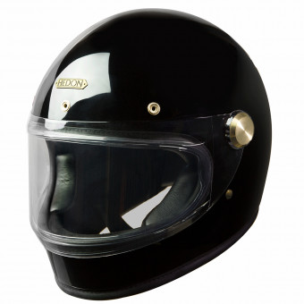 Casque Integral HEDON Heroine Racer Signature Black