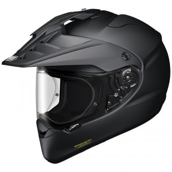 Casque Integral Shoei Hornet ADV Mat Black