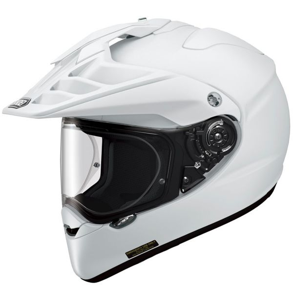 Casque Integral Shoei Hornet ADV White
