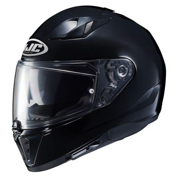 Casque Integral HJC i70 Metal Black