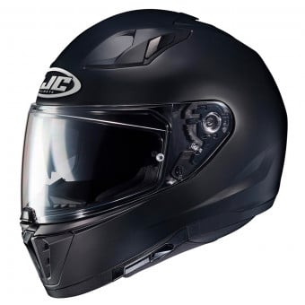 Casque Integral HJC i70 Semi Flat Black