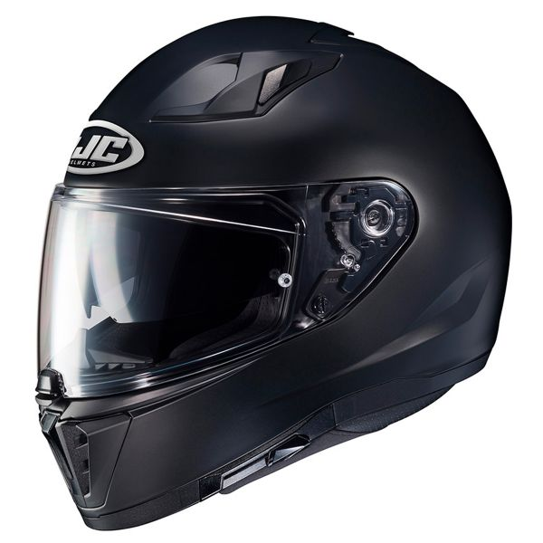 Casque Integral HJC i70 Semi Flat Black