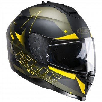 Casque Integral HJC IS17 Armada MC3F