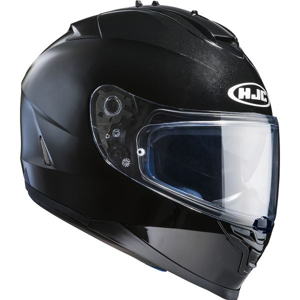 Casque Integral HJC IS17 Metal Noir