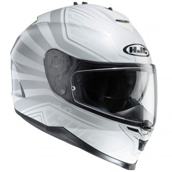 Casque Integral HJC IS17 Ordin MC10