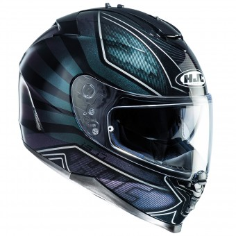 Casque Integral HJC IS17 Ordin MC5