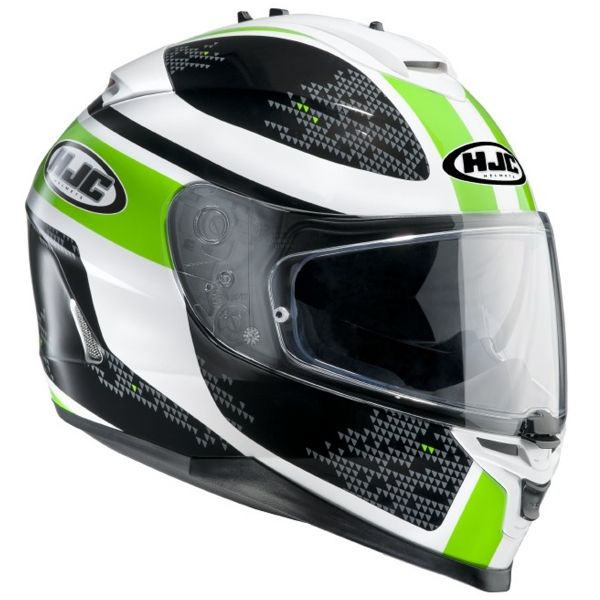 Casque Integral HJC IS17 Paru MC4