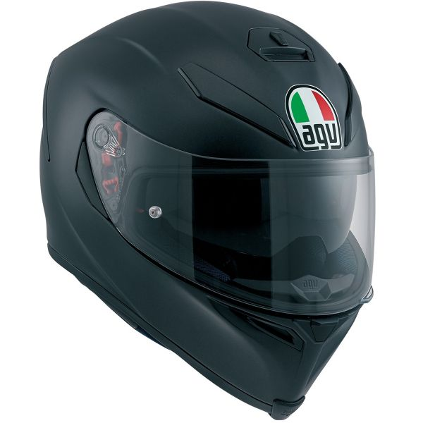 Casque Integral AGV K-5 S Matt Black