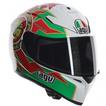 Casque Integral AGV K3 SV Top Imola 1998
