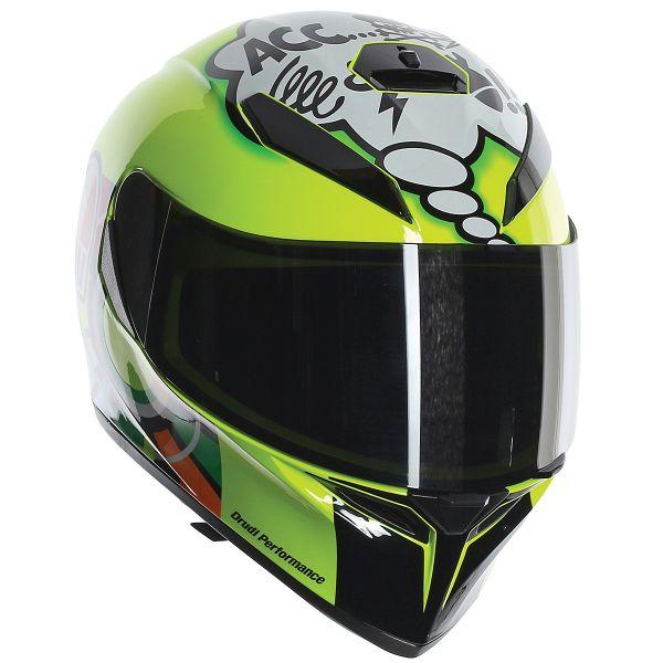 Casque Integral AGV K3 SV Top Misano 2011