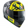 Casque Integral AGV K3 SV Top Winter Test 2012