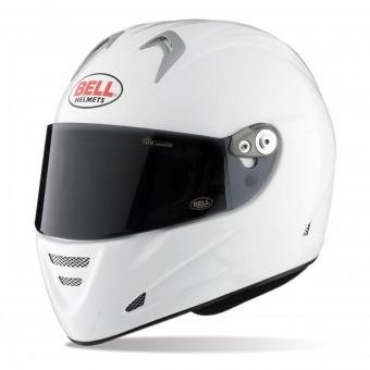 Casque Integral Bell M5X Solid White