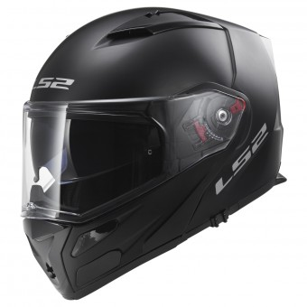 Casque Modulable LS2 Metro Evo Solid Matt Black FF324