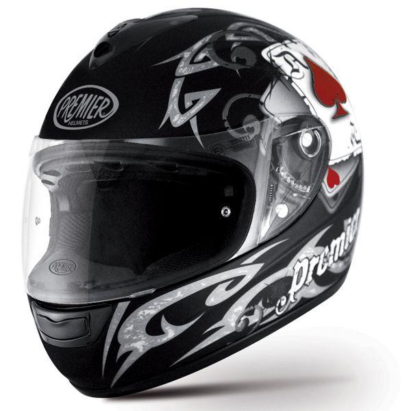 Premier Monza J8Pitt Black Matt