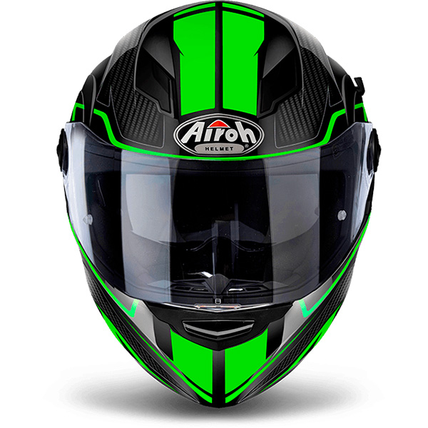 Airoh Movement S Faster Green