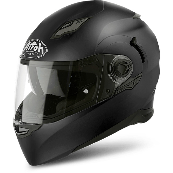 Casque Integral Airoh Movement S Matt Black