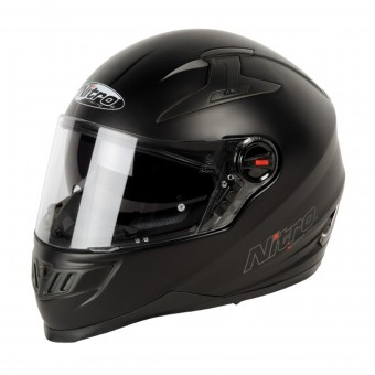 Casque Integral Nitro N2200 Uno Satin Black (02)