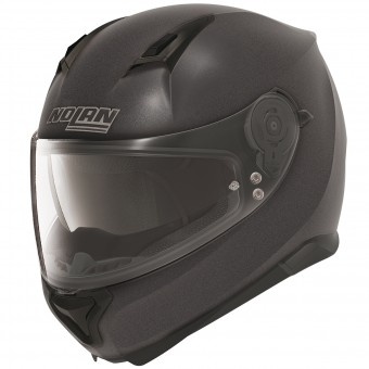 Casque Integral Nolan N87 Special Plus N-Com Black Graphite 9