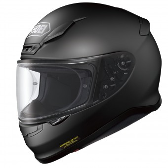 Casque Integral Shoei NXR Mat Black