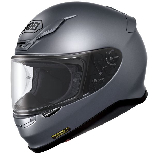 Casque Integral Shoei NXR Pearl Grey