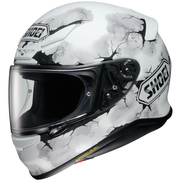 Casque Integral Shoei NXR Ruts TC6