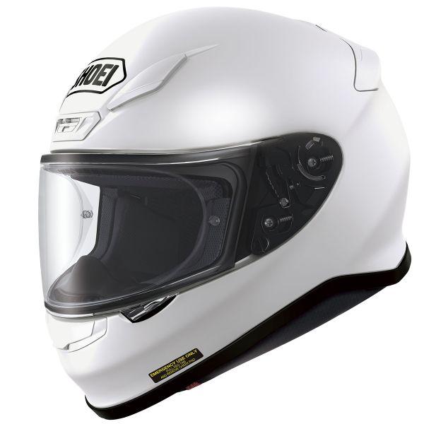 Casque Integral Shoei NXR White