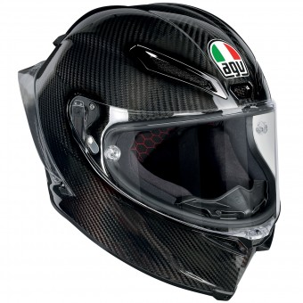 Casque Integral AGV Pista GP R Glossy Carbon