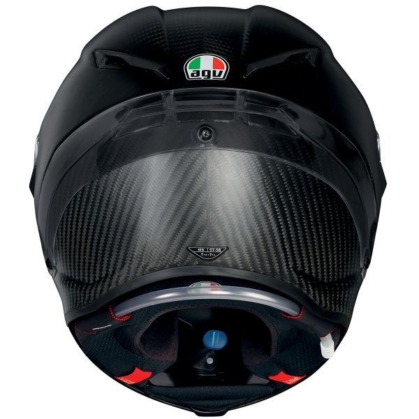AGV Pista GP R Matt Carbon