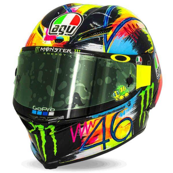 AGV Pista GP R Winter Test 2019