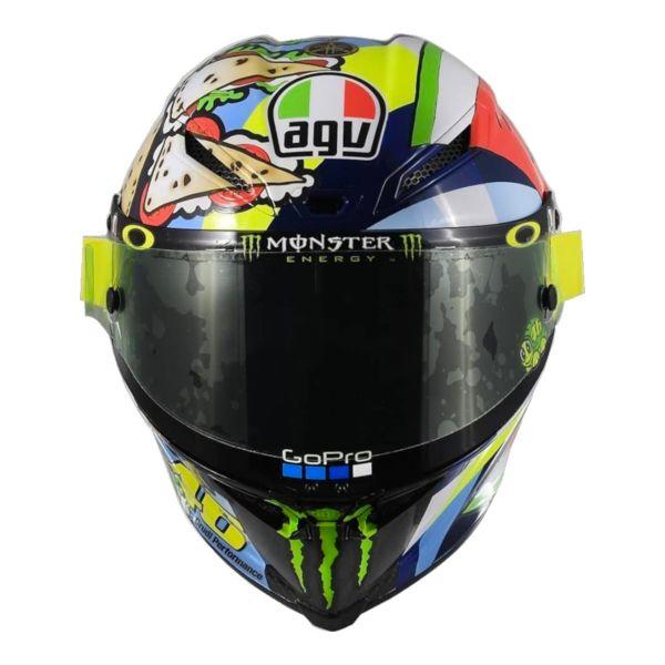 AGV Pista GP RR Rossi Misano 2019