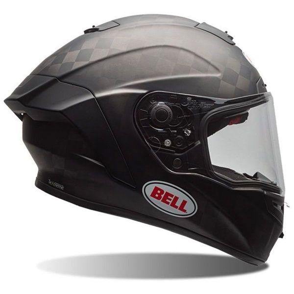 Casque Integral Bell Prostar Matte Solid Black