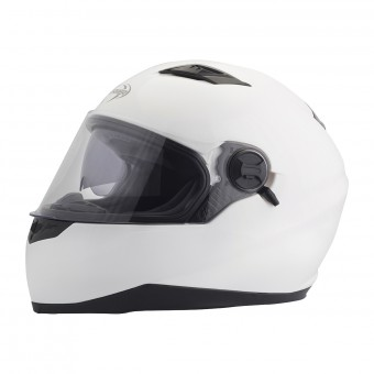 Casque Integral Stormer Pusher Blanc