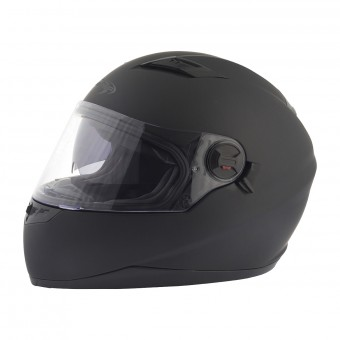 Casque Integral Stormer Pusher Noir Mat
