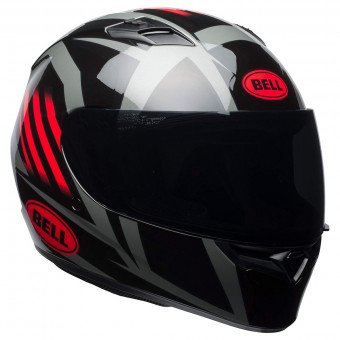 Casque Integral Bell Qualifier Blaze Black Red Titanium