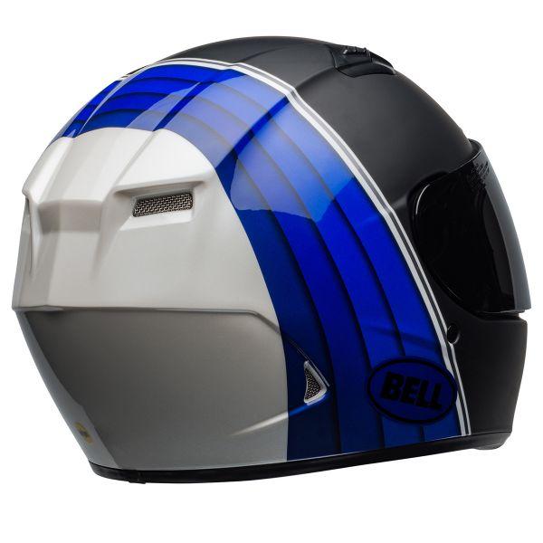 Bell Qualifier Dlx Mips Illusion Black Blue White