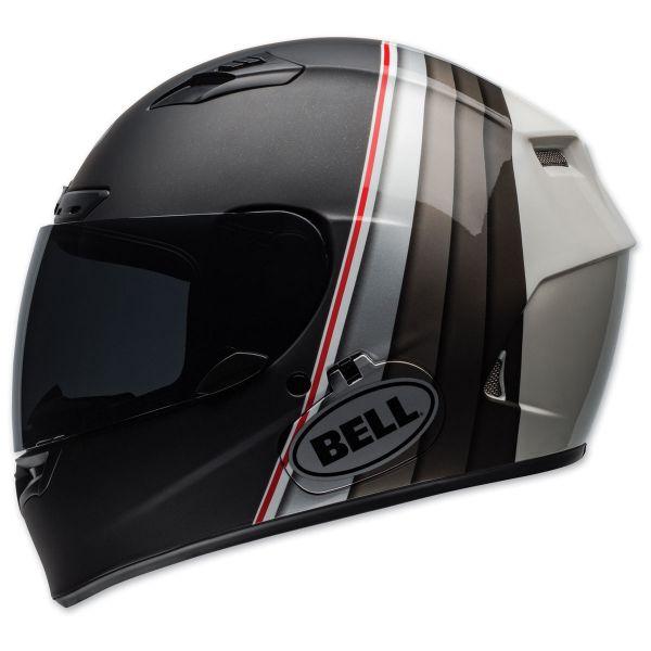 Bell Qualifier Dlx Mips Illusion Black Silver