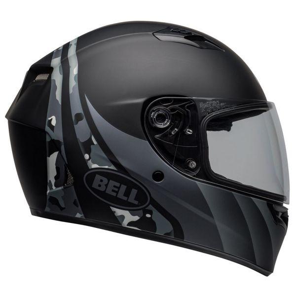 Bell Qualifier Integrity Camo Black Grey