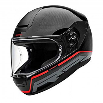Casque Integral Schuberth R2 Carbon Stroke Rouge