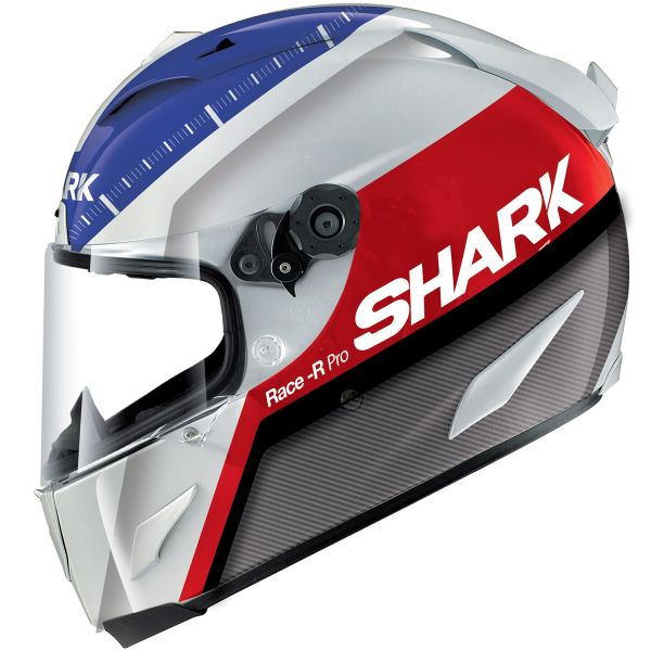 Casque Integral Shark Race-R PRO Carbon Racing Division WBR