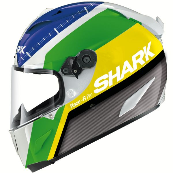 Casque Integral Shark Race-R PRO Carbon Racing Division WGY