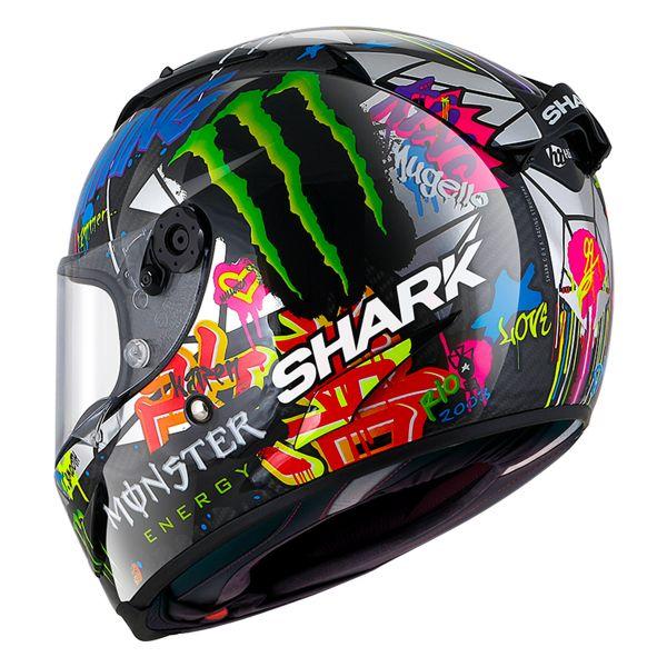 Shark Race-R Pro Carbon Replica Lorenzo Catalunya GP DUG