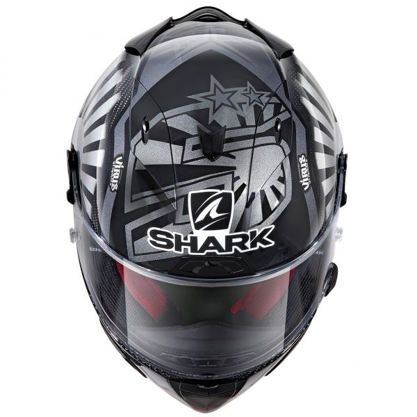 Shark Race-R Pro Carbon Replica Zarco GP France 2019 DUA